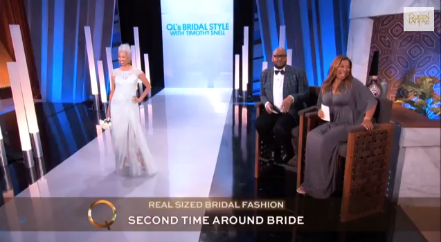 Bridal Chic: Style Secrets on The Queen Latifah Show