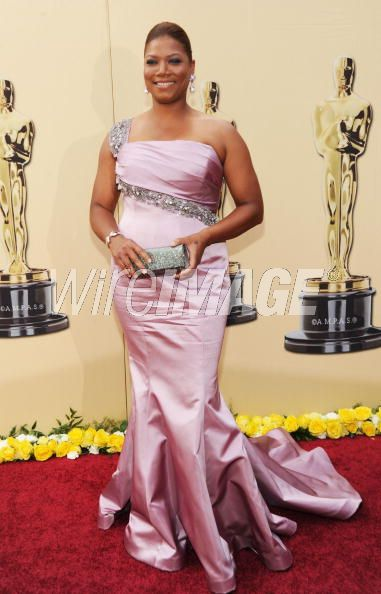 Latifah Pink Oscar (Getty)
