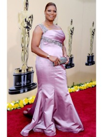 Queen-Latifah-Oscars-Dress