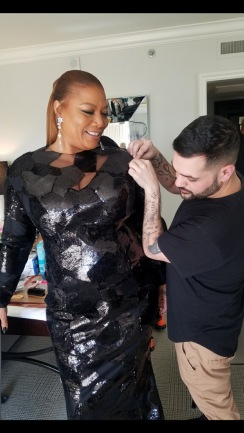 Designer, Michael Costello